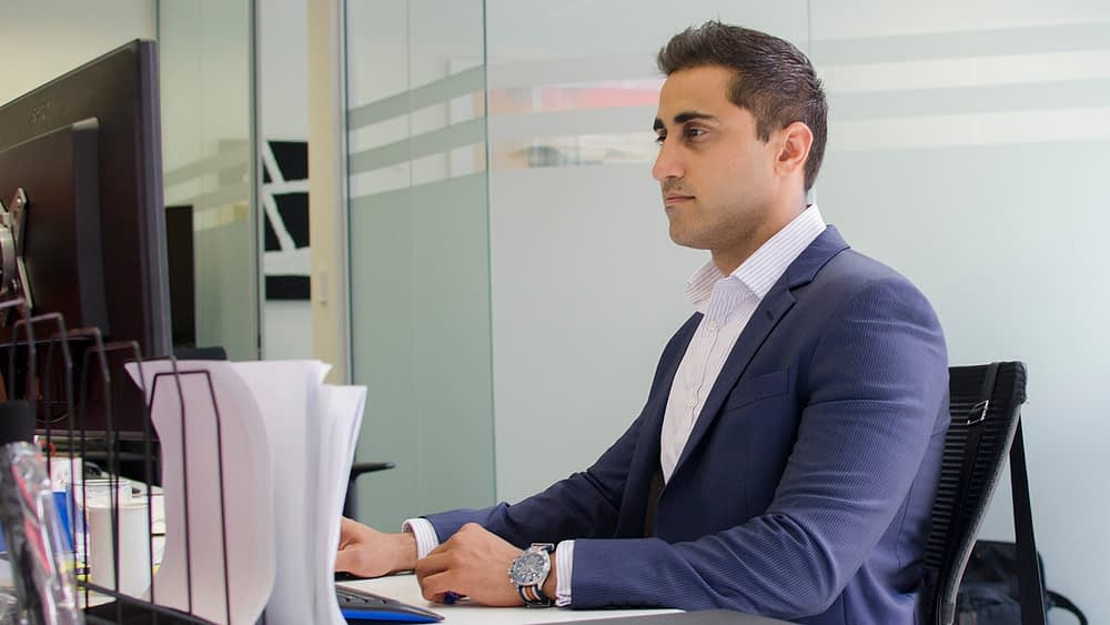 Raj Sarin Head of Investment Finance Working